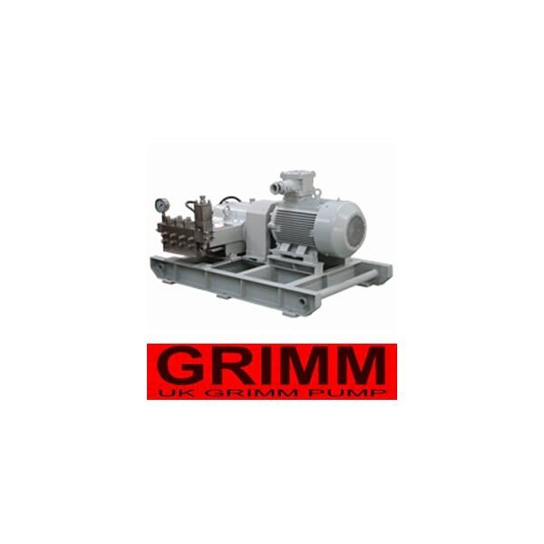 进口三柱塞高压往复泵(欧美进口十大品牌)