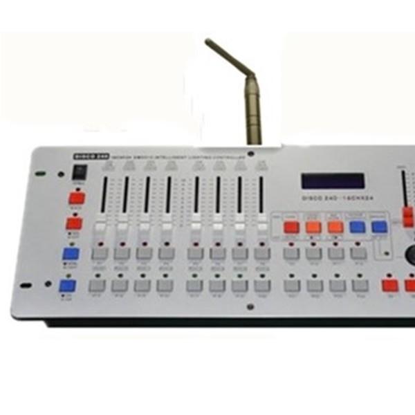 无线遥控DMX512控台 调光台 控制台