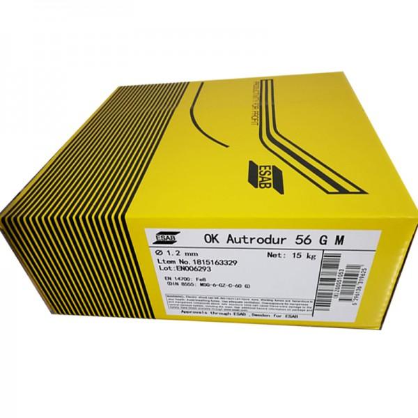 瑞典ESAB伊萨OK Autrod 13.91进口焊丝