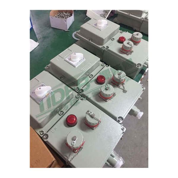 BXS防爆插座箱 防爆检修箱 防爆电源插座箱