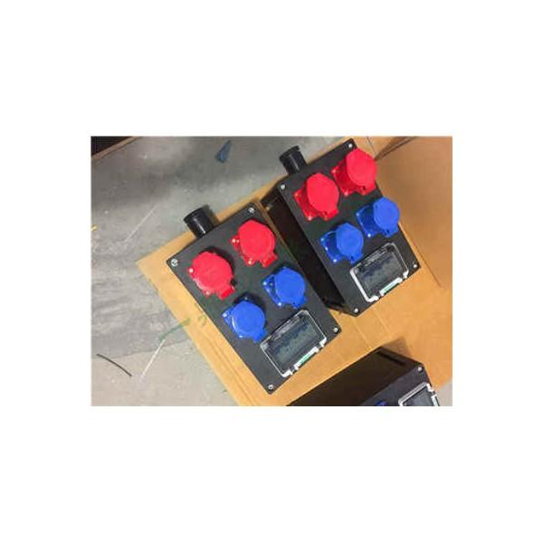 FXS防爆防腐插座箱 防腐电源插座箱 防腐插接装置 防腐插头