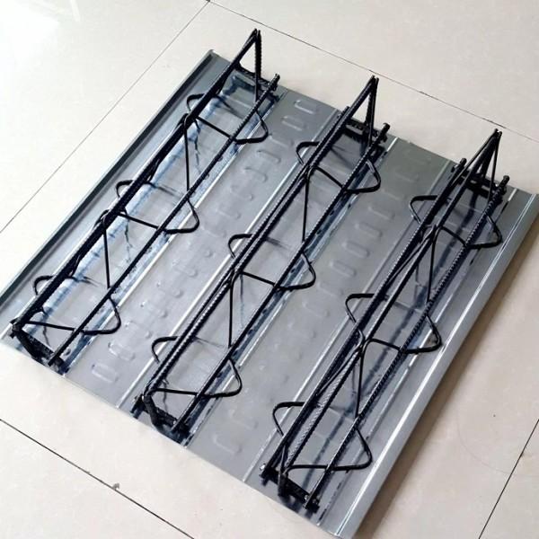 江苏恒海钢结构厂家生产钢筋桁架楼承板