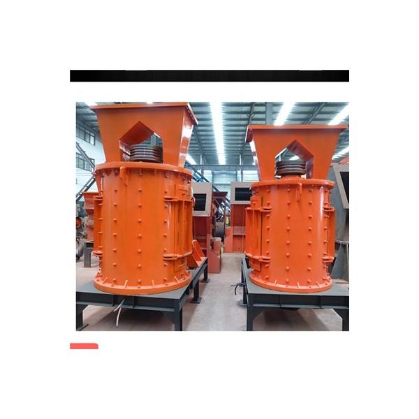 金属破碎制砂机立轴冲击破碎机机制砂生产线 V型立式细碎机
