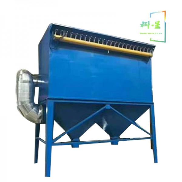 石家庄GMC型锅炉脉冲布袋除尘器 锅炉除尘器 除尘设备