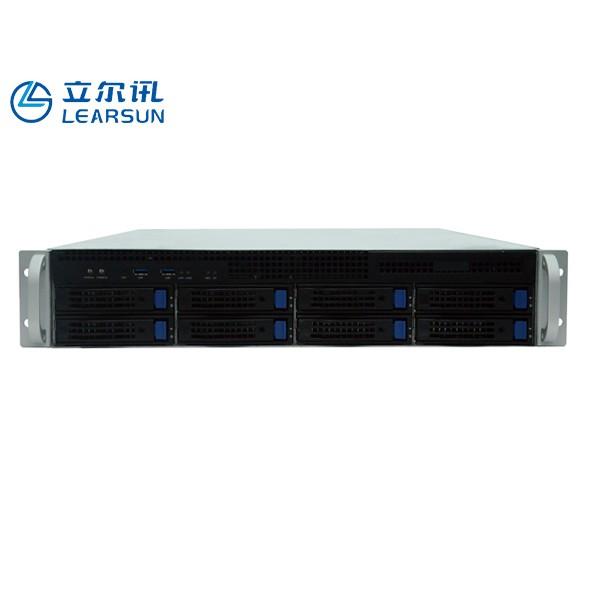 厂家直销 LR2086-A1机架服务器 龙芯CPU安全可靠