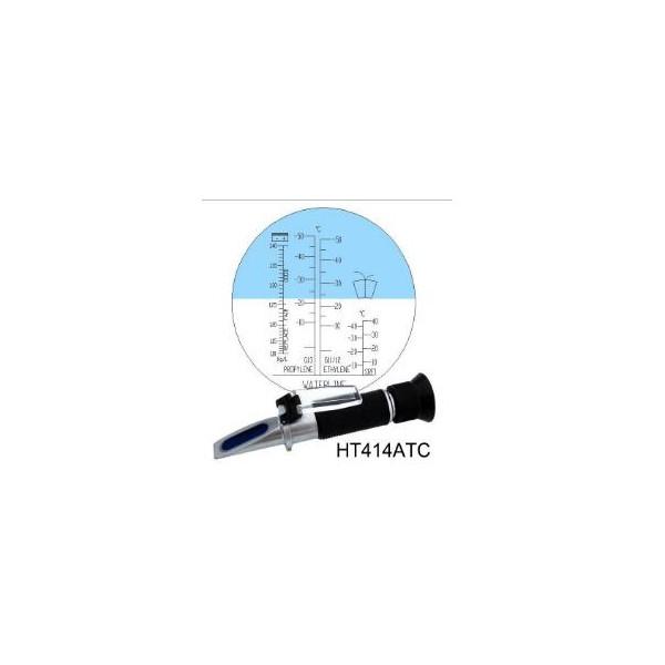 HT414ATC防冻液冰点及电瓶液比重两用测试仪