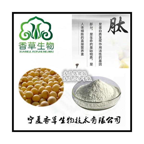 大豆低聚肽市场价 厂家供应大豆小分子肽 大豆生物活性肽