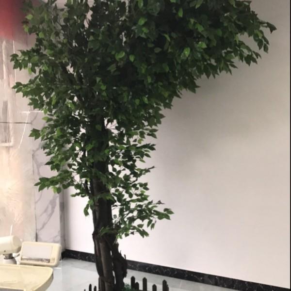 北京装饰仿真榕树出售仿真树厂家