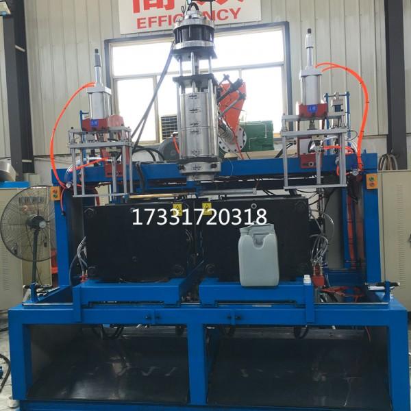 XL5L-65液压吹瓶机