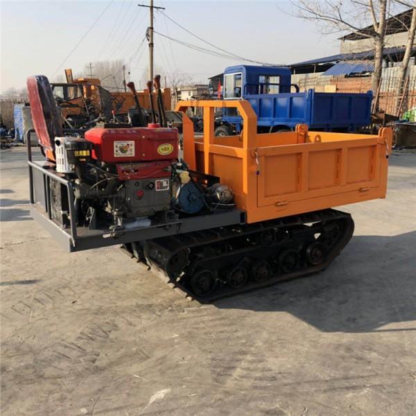 定制小型履带式运输车山区工程专用可定制改装