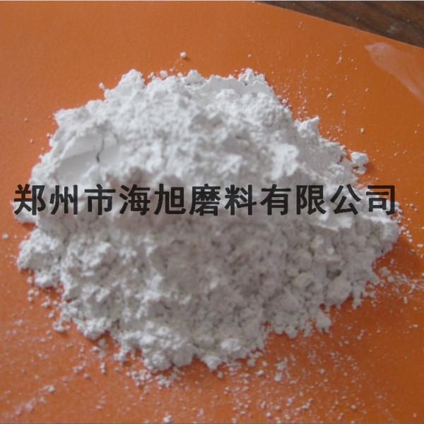 供应白刚玉抛光粉W3.5 基本粒3.5-2.5微米