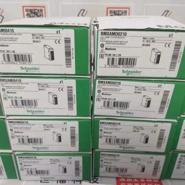 BMXFCW1003现货全新原装正品施耐德限时特价