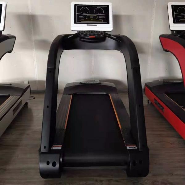 双豪尊爵商用跑步机怎样保养清洁