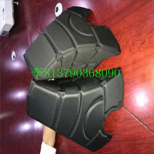 EVA冷热压定型 异形贴合模压成型 EVA泡棉复合材料