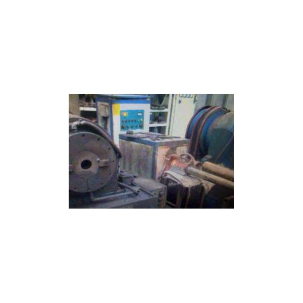 蓄能器螺旋地桩缩口加热电炉