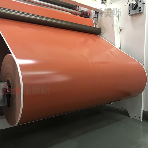 导热硅胶布_电源三极管绝缘散热专用硅胶布