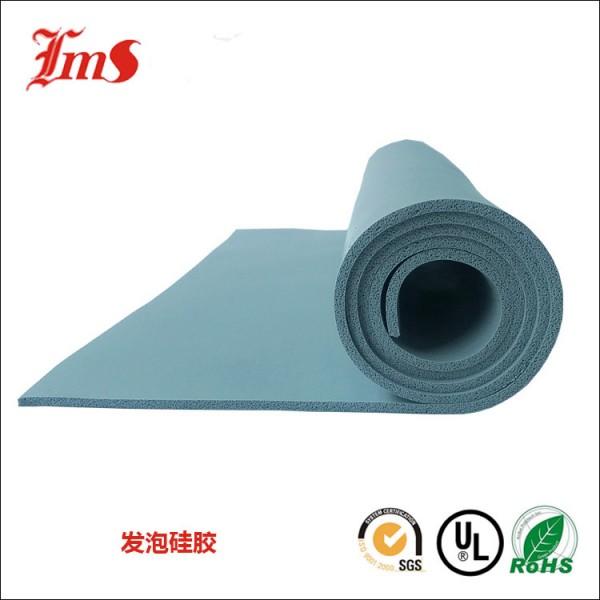 LMS-TA900硅胶泡棉密封垫_新能源密封硅胶泡棉密封垫