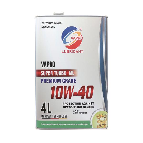 vapro威保金属罐系列10W-40矿物油vapro润滑油