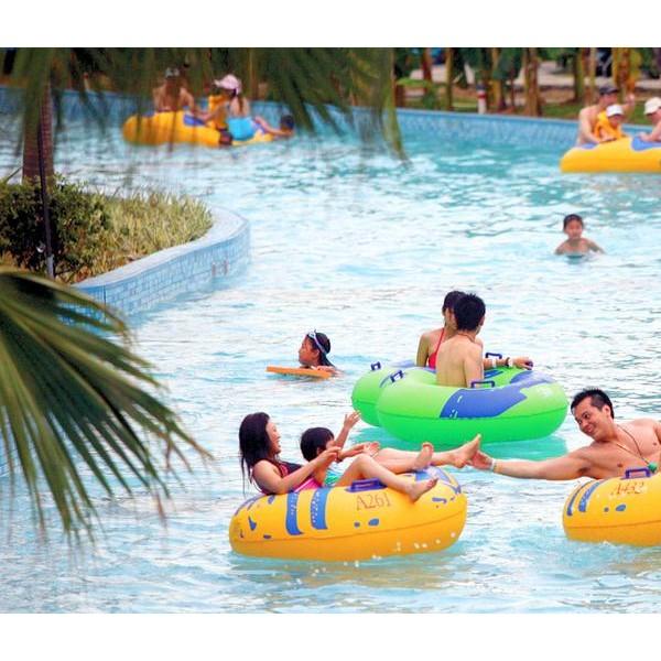 懒人河 北京大型水上乐园设备供应厂家