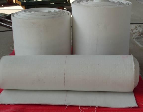 电厂脱硫帆布,仓泵硫化布,硫化盘流化布