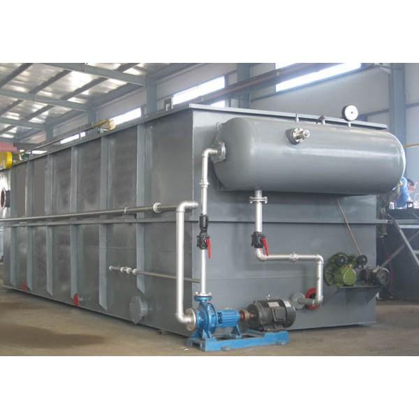 淮北溶气气浮装置出厂价--印染厂污水处理设备