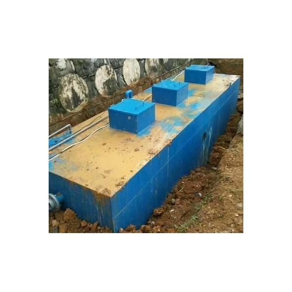 淮北地埋式污水处理设备厂家--居民生活污水处理设备