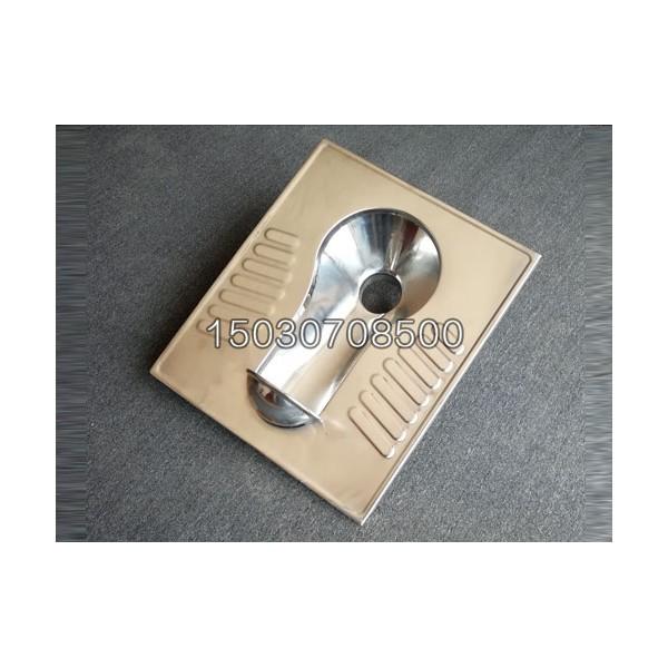高品质不锈钢蹲便器 1.2厚板材