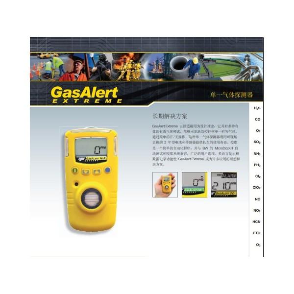 BW品牌gaxt氯气气体检测仪
