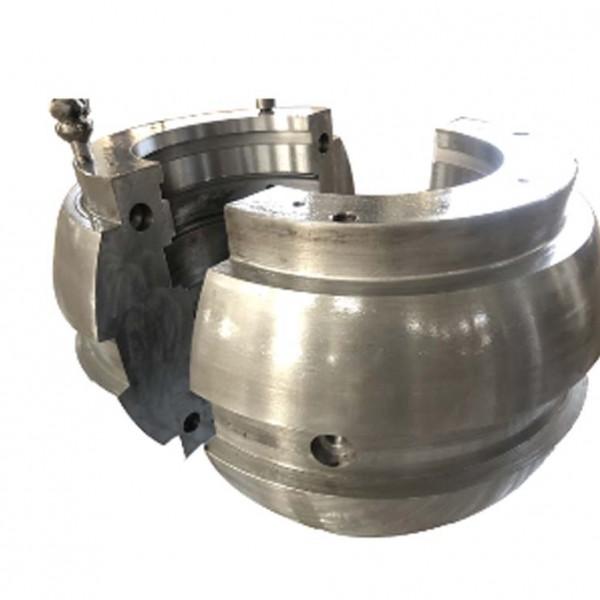 供应各种规格大功率电机球面瓦 轴瓦 可提供翻新加工定制