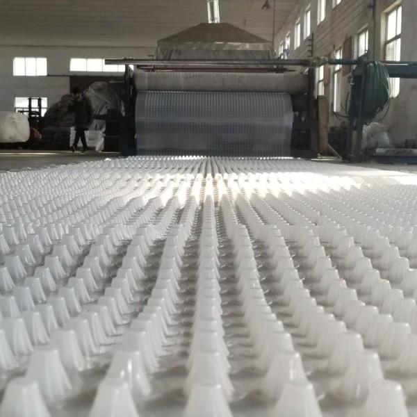 供应沧州车库滤水板厂家!衡水20高蓄水排水材料