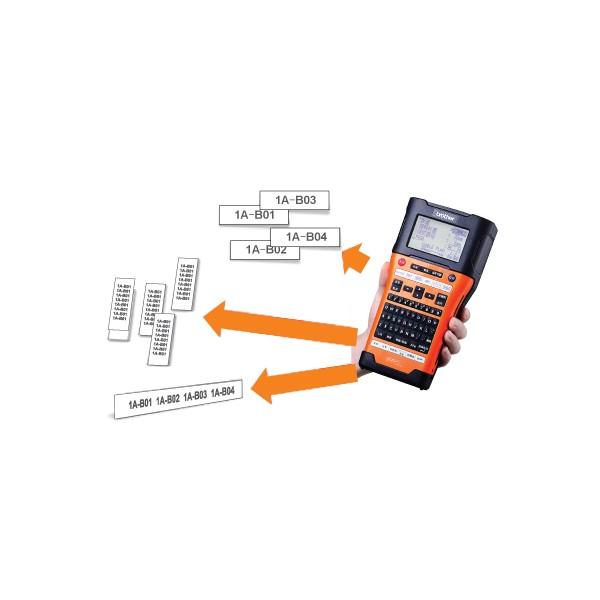兄弟PT-E550W便携式专业型标签打印机