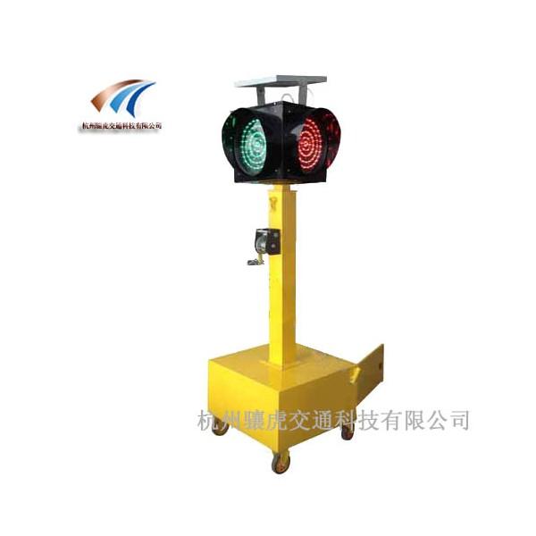 重庆移动红绿灯 一灯三色交通信号灯厂家