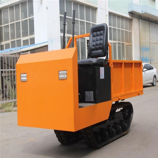现货供应履带车农业专用小型转运车1T座驾履带车