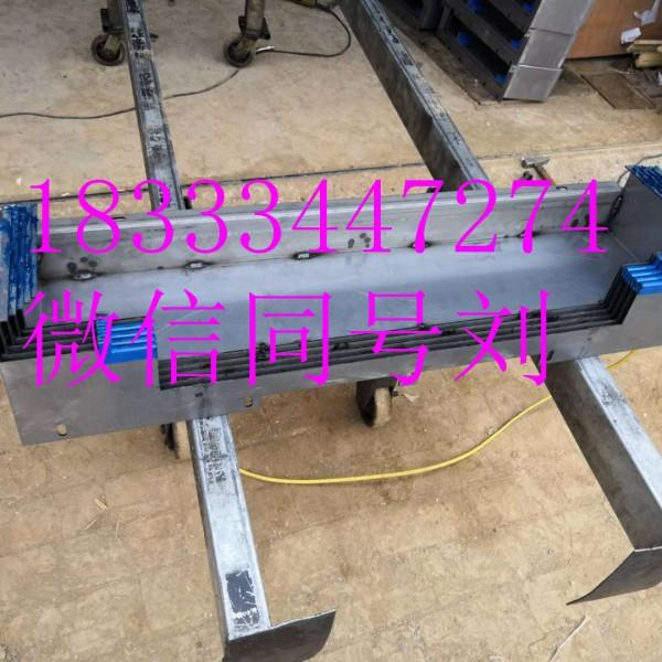 金火科技GFIR-CKG0635Z加工中心钢板护板精准尺寸