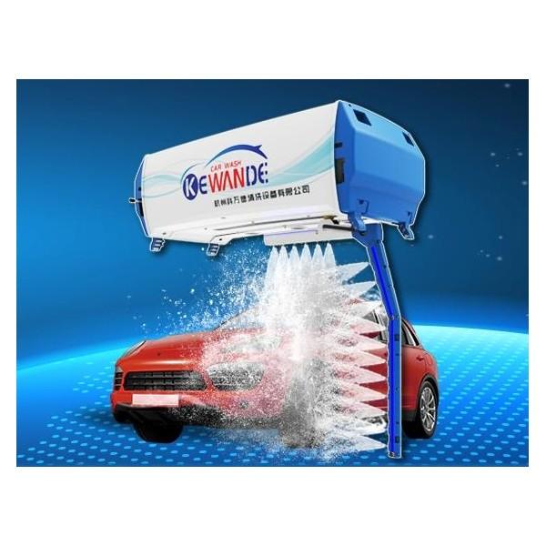 洗车机定制 科万德全自动洗车机厂家
