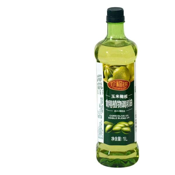 珍福锦初榨橄榄油 橄榄调和油 山东孙鹏商贸