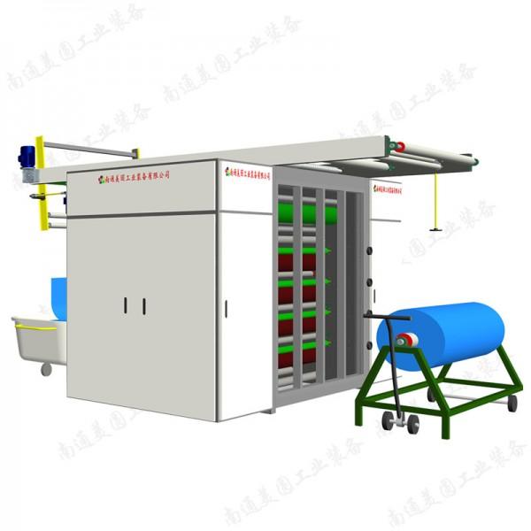 立式磨毛机vertical sueding machine