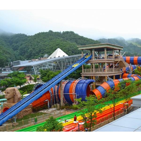 巨蟒滑梯  水上乐园设施成套设备