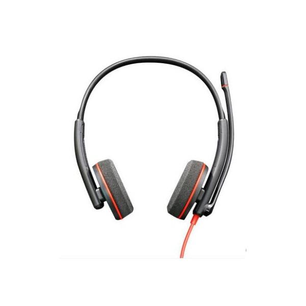 Plantronics/缤特力C3220电脑电话话务耳机耳麦