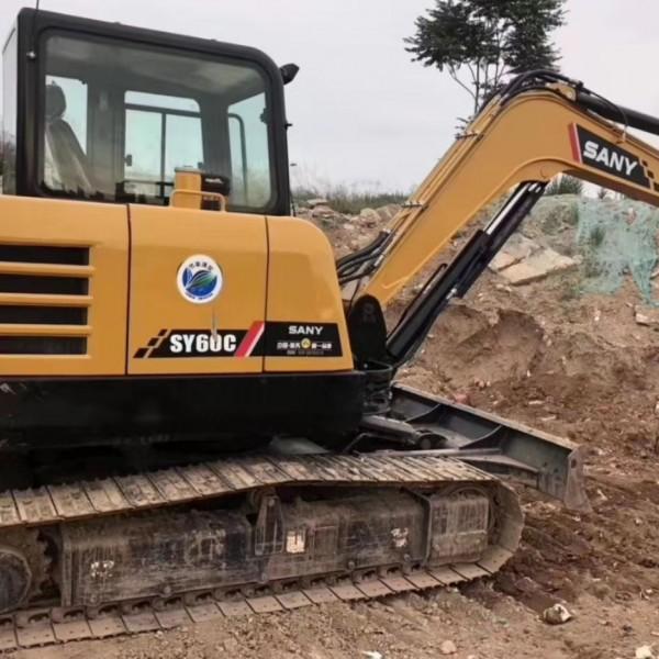 西安周边劳务施工队园林景挖掘机出租