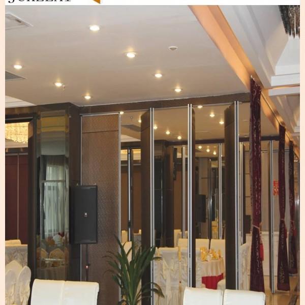 供应汕尾酒店活动屏风,移动隔断,折叠门,玻璃隔断专业生产厂家