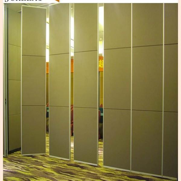 供应汕尾酒店活动隔断,移动屏风,折叠门,玻璃隔断安装厂家
