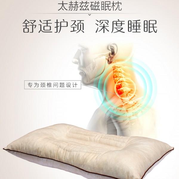 代理加盟 金道圣王太赫兹磁眠枕 养生睡眠枕头