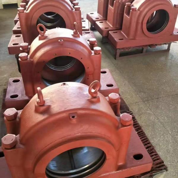 日照轴承座厂家,重型剖分式轴承座SD560