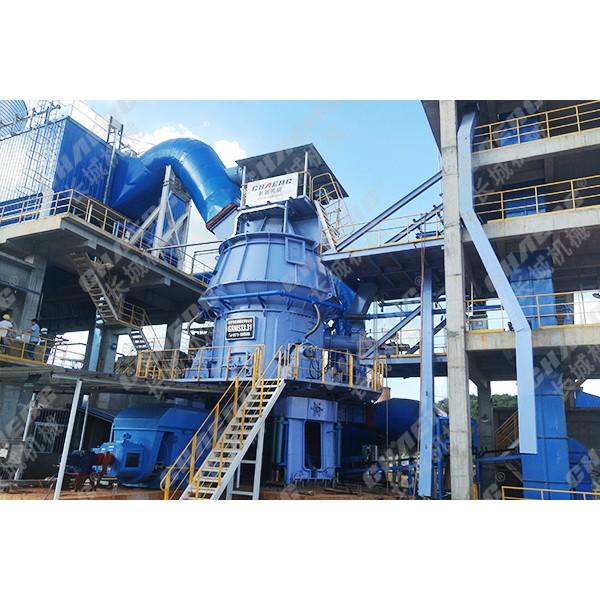 矿渣立磨机 新型矿渣粉磨设备 矿渣立磨生产厂家