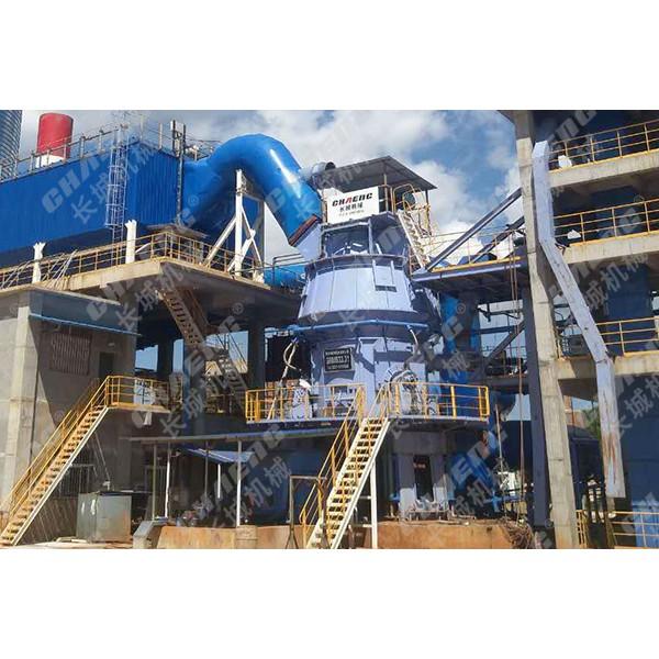 矿渣微粉生产线 新乡长城年产20万吨矿渣线选型配置