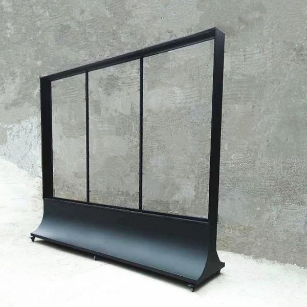 重庆定制户外不锈钢栏杆井盖旗杆宣传栏广告牌
