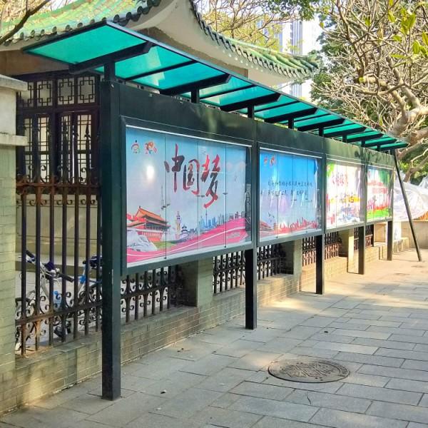 重庆钣金加工 宣传栏栏杆厨房设备 垃圾桶烟道