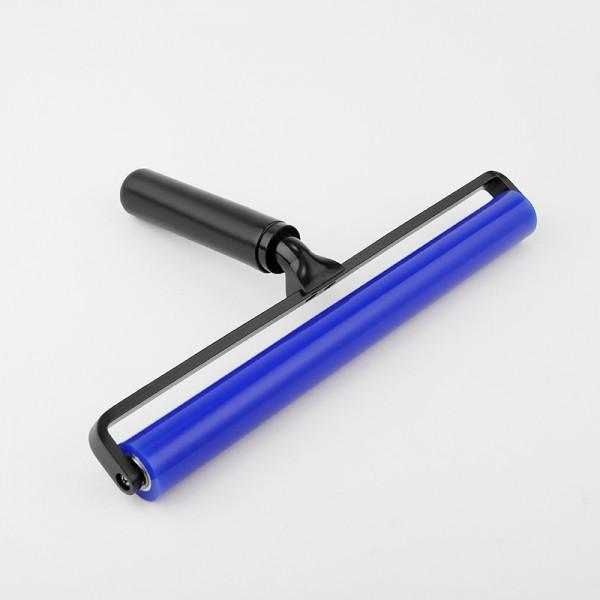 塑料手柄架粘尘硅胶滚轮