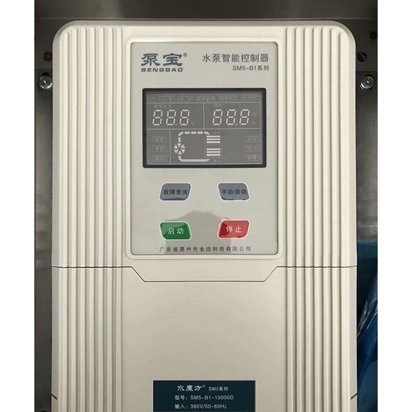 三相污水泵自动控制器 三鱼水泵智能控制器安装